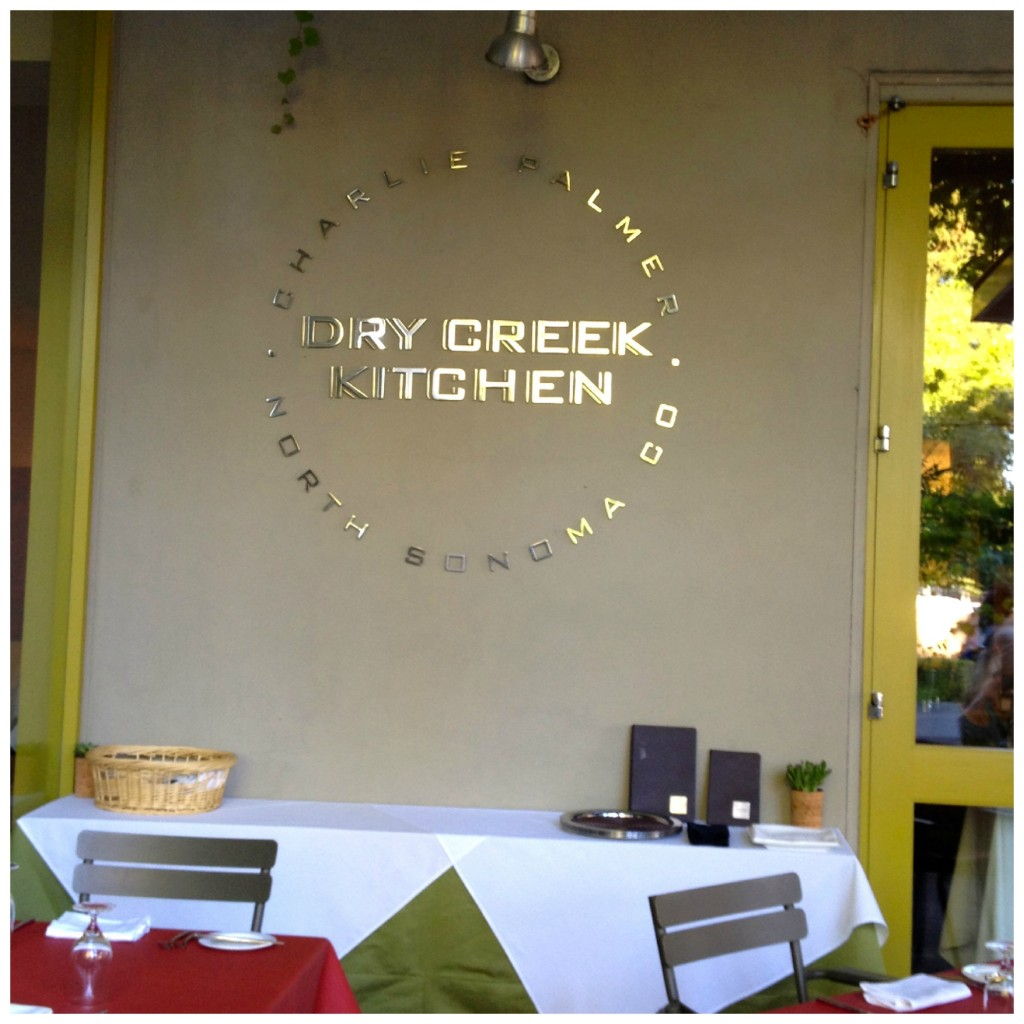Dry Creek Kitchen Healdsburg: Dry Creek Kitchen, Healdsburg