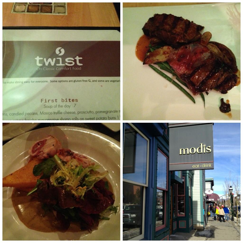 breck restaurants