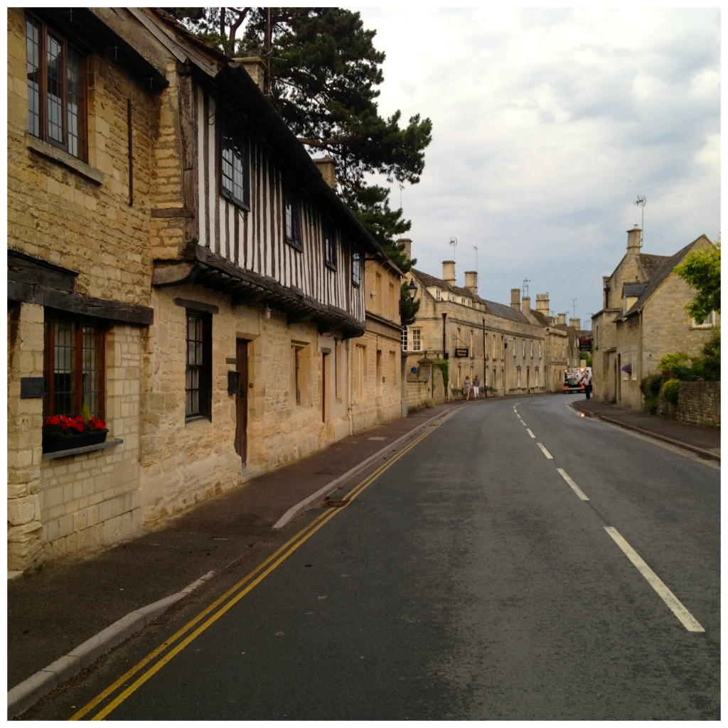 Quaint villages in the Cotswolds
